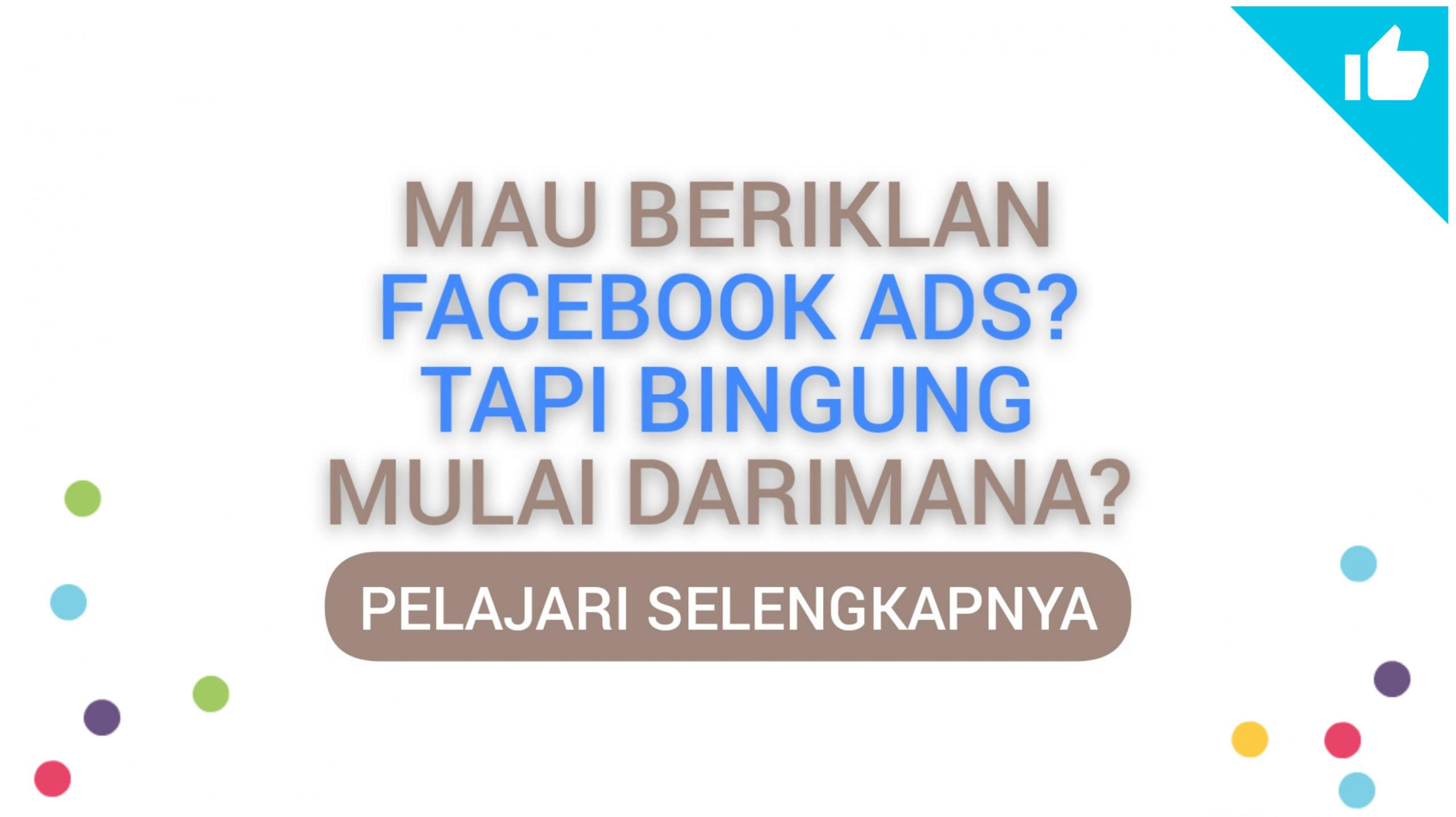 Kelas Facebook Instagram Ads