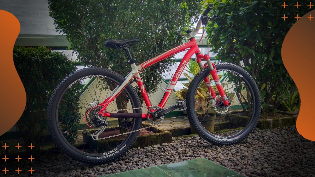 Single Chainring Pada Sepeda Gunung (MTB)