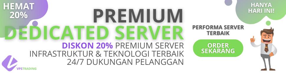 Dedicated Server Terbaik