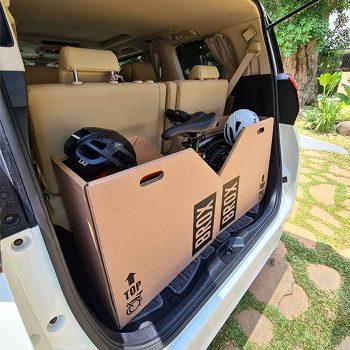 Brox Box Sepeda Lipat