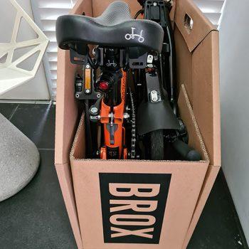 Brox Box Sepeda Lipat Brompton